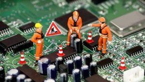 TINT PCB REPAIR